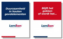 Advertenties | affiches Lamikon