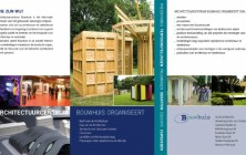 Brochure Architectuurcentrum Bouwhuis