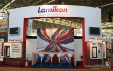Kunstwerk stand Lamikon